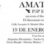 Amateurs P5P Ediciones
