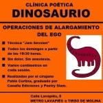 JAM Poesia Dinosaurio