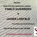 Lostale y Guerrero