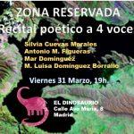 Zona reservada recital