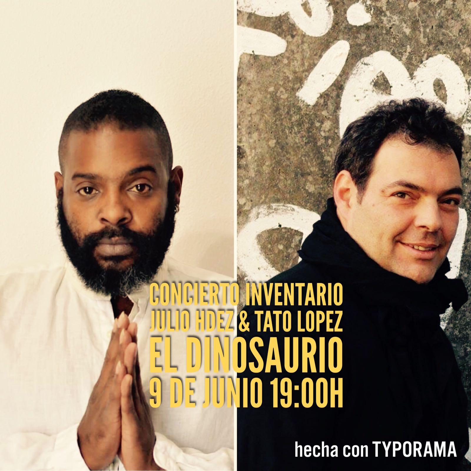 Julio Hernandez y Tato Lopez