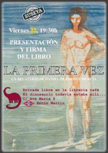 """Daniel Hermosel presenta """"LA PRIMERA VEZ"""""""